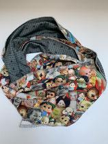 Froeken Frida Wende Schal, Einzelstück