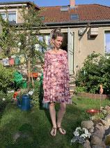 Froeken Frida Jersey Kleid, Irma, Batik