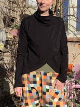 Froeken Frida Sweaty Shirt Ive BIO, schwarz