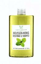 Melisse-Honig Duschbad & Shampoo, 200ml