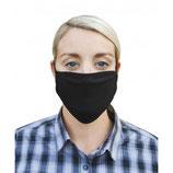 """Nasen-Mund-Schutz mit """"Dobermann Nothilfe""""-Logo"""