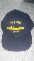 GORRA BAC PATIÑO A-14