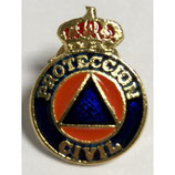 PIN SOLAPA PROTECCION CIVIL