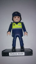 PLAYMOBIL CUSTOMIZADO POLICIA LOCAL