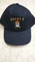 GORRA CENTRO FORMACION TROPA CEFOT2  CAMPOSOTO