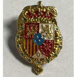 PIN SOLAPA GUARDIA REAL FELIPE VI