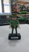 PLAYMOBIL CUSTOMIZADO Nº 5  GUARDIA CIVIL DIARIO UNIFORMIDAD VERANO TERESIANA