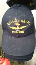 GORRA AVIACION NAVAL 1917-2017