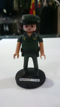 PLAYMOBIL CUSTOMIZADO Nº 3  GUARDIA CIVIL BOINA VERANO