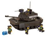 Nº 26 CARRO COMBATE M60 (M38-B6500)