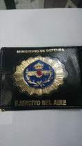 CARTERA DE IDENTIFICACION EJERCITO AIRE RAFAGADA