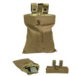 BOLSA DESCARGA CON CORDON MILTEC COLOR TAN (16156005p)