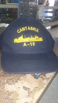 GORRA BAC CANTABRIA A-15