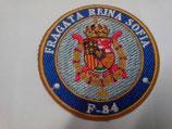 PARCHE FRAGATA REINA SOFIA (F-84)