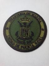 PARCHE POLICÍA NAVAL TERCIO SUR (verde)