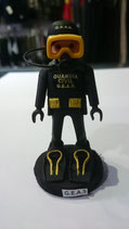 PLAYMOBIL CUSTOMIZADO GUARDIA CIVIL GEAS