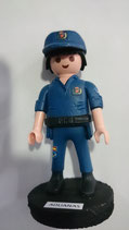 PLAYMOBIL CUSTOMIZADO ADUANAS