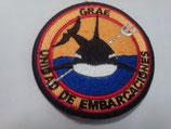PARCHE UNIDAD DE EMBARCACIONES GRAE (COLOR)
