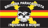 BANDERA BRIPAC TRIUNFAR O MORIR
