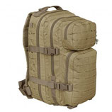 MOCHILA ASALTO US 30 LTS COLOR TAN (39123-042 plq)