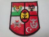 PARCHE BOSNIA-HERZEGOVINA