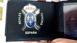 CARTERA IDENTIFICACION REALES TERCIOS ESPAÑA
