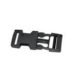 HEBILLA PVC 150 negro 300682-060p
