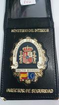 CARTERA DE IDENTIFICACION DIRECTOR DE SEGURIDAD ESPAÑA/EUROPA