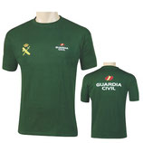 CAMISETA GENERICA GUARDIA CIVIL color verde