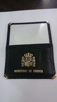 TARJETERO IDENTIFICACION MINISTERIO DE DEFENSA (solo sirve para identificarse con la TIM)