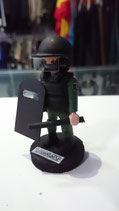 PLAYMOBIL Nº 8  GUARDIA CIVIL ANTIDISTURBIOS