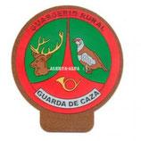 PARCHE GUARDERIO RURAL GUARDA DE CAZA