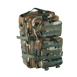 MOCHILA ASALTO US 50 lts. COLOR WOODLAND (39122-100 plq)