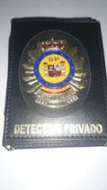 DETECTIVE PRIVADO CIRCULO AZUL