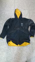 TRAJE DE AGUA REVERSIBLE (azul y amarillo)