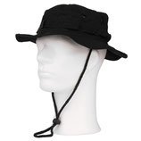 BUSH HAT LUXE RIPSTOP COLOR NEGRO