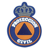 PARCHE PROTECCION CIVIL