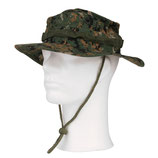 BUSH HAT LUXE RISPSTOP COLOR DIGITAL CAMO