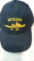 GORRA PATRULLERO P-41  METEORO