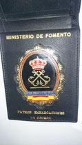 CARTERA DE IDENTIFICACION PATRON EMBARCACIONES RECREO (PER)