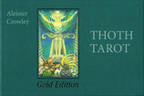 Aleister Crowley Thoth Tarot: De Luxe Gold-Edition