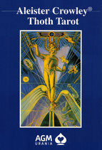 Aleister Crowley Thoth Tarot: Pocket / Standard