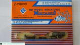 Roco minitanks 198/99