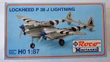 Roco minitanks 439, Lockheed P 38