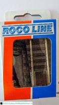 Roco 42617, Gleisabgänge zur Drehscheibe