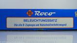 Roco 40203, Wagenbeleuchtung