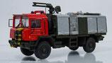 Friho, Saurer 6 DM Tanklösch-Fahrzeug