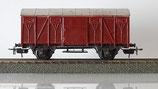 Buco 52/31, Gedeckter Güterwagen