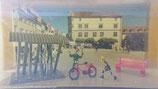 Noch 11521, Mini-Diorama Auf dem Schulhof