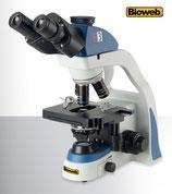 MICROSCOPIO PROFESIONAL TRINOCULAR - ACROMÁTICO - LED Modelo BW-E3